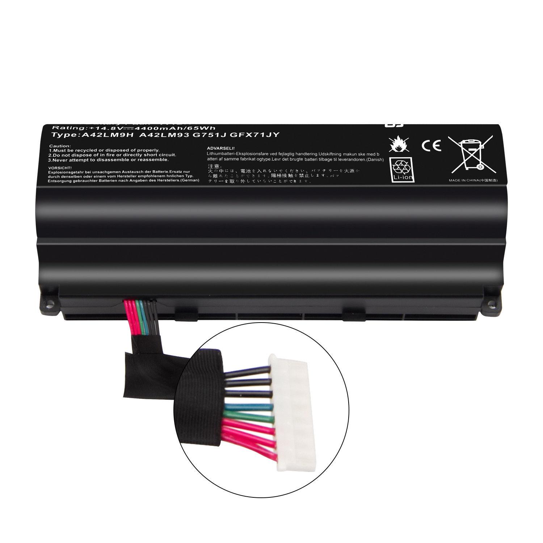 g751 battery