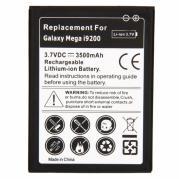 3500mAh Battery for Samsung Galaxy Mega i9200